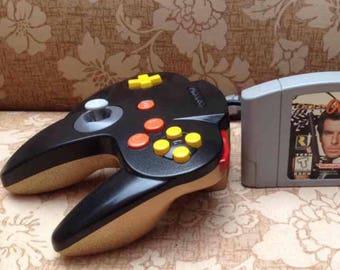 N64 Controller - GoldenEye007 Theme *Custom*