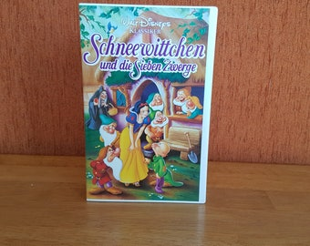 Snow white and the seven dwarves classic