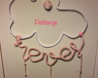 Cloud dreams knitting Princess Peal