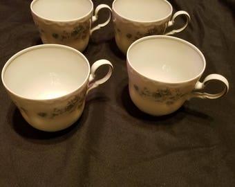 Johann Haviland coffee cups set of 4