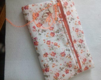 Cover your floral Orange to a desire for spring