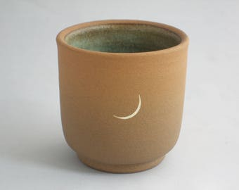 sunset moon cup