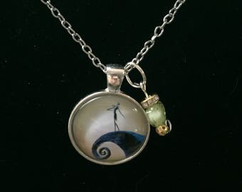Handmade Hilltop Jack Necklace and Pendant