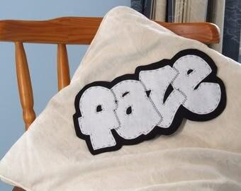 """Felt Graffiti - """"Faze"""""""