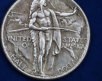 USA 1926  1936 1938 Oregon Trail Memorial Half Dollar Copy Coins