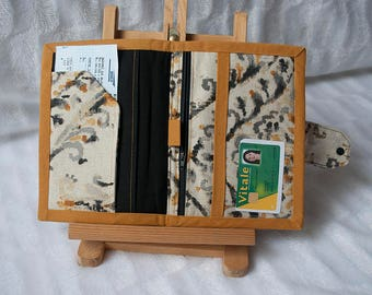 Organiseur de sac  , rangement pour papiers et porte monnaie