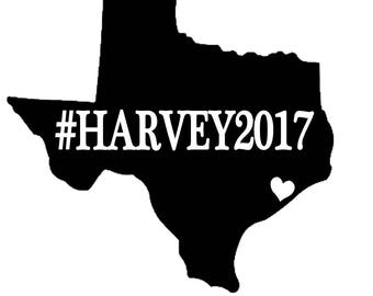 Texas Hurricane Harvey #Harvey2017 SVG