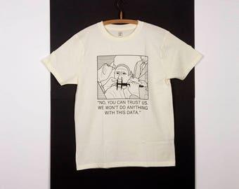 T-shirt Big Data
