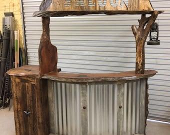 Indoor/ outdoor Bar