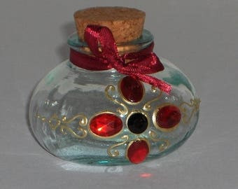 Small apothecary bottle