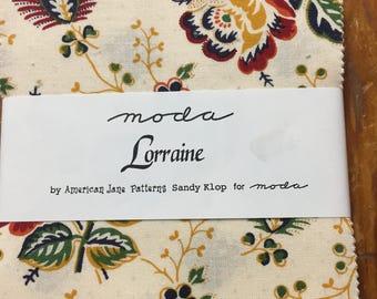 Lorraine charm pack