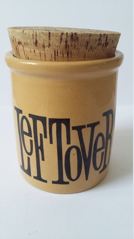 Vintage T G Green Church Gresley collectible leftovers pot UK