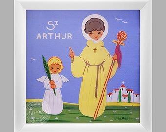 Holy pattern - Valentine Arthur table