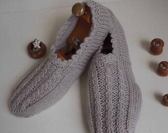 Night slippers Miss Julie Grigri