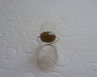Ring Pillows Sura ring silver grey