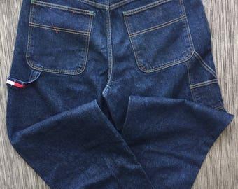 VINTAGE TOMMY HILFIGER Jeans Workwear Workpant