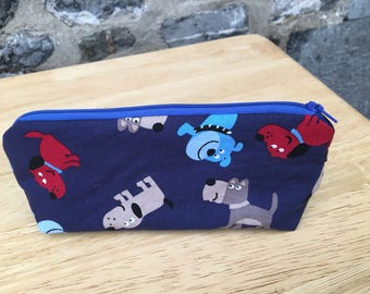 Adorable clutch can be used as pencil case fdpc