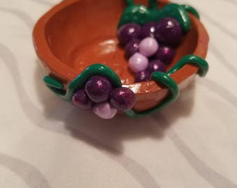 Fruit bowl - small for rings