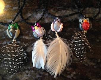 Mini Owl Necklaces