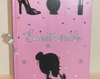 Guestbook for girl - woman - girlfriend - girlfriend - very pretty!