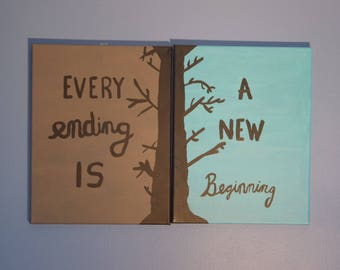 Every Ending Is a New Beginging