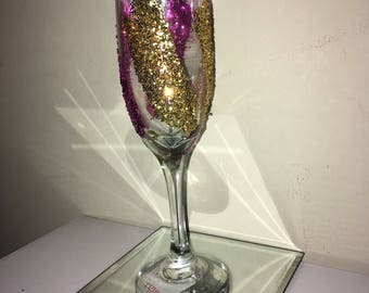 Decorative Champagne Glass