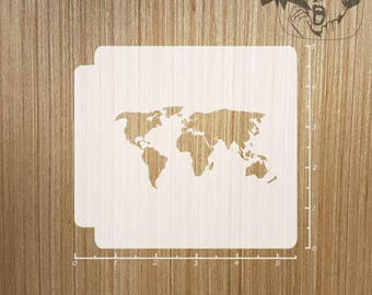 World map stencil etsy world map 783 144 stencil gumiabroncs Images