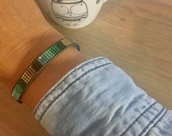 Cuzco - Forest bracelet