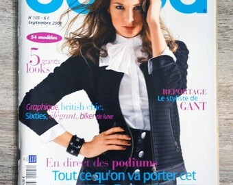 Magazine September 2008 Burda (105)