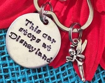 Disneyland Keychain