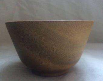 Mini Mahogany Pot