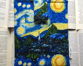Starry Night Book Love Sleeve