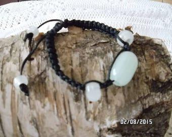 Black shamballa bracelet for child