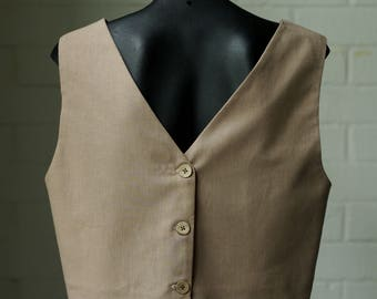 May - Woven bodice top
