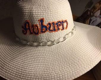 Auburn Tiger Floppy Hat
