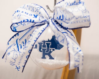 University of Kentucky Wildcats Ornament