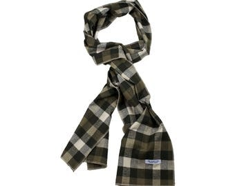 Monmouth Flannel Scarf