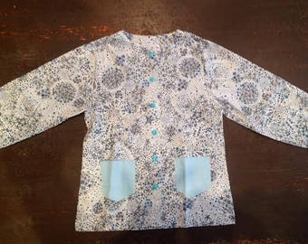 School shirt for little Princess 5/6 years