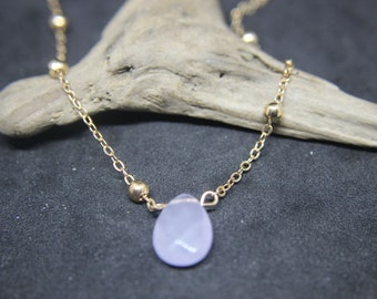 The Mermaid Tears Necklace