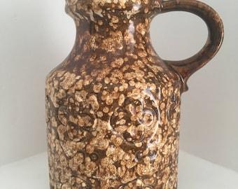 Scheurich keramik West German pitcher.