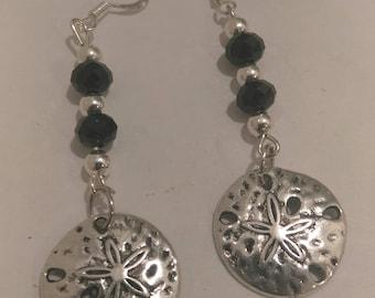 Starfish Sea Shell Earrings