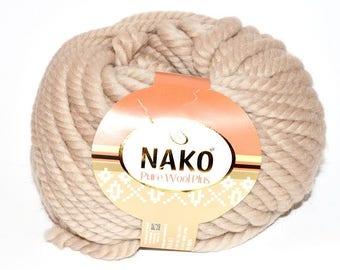 Nako Pure Wool Plus Yarn