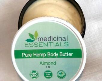 Pure Hemp Body Butter