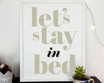 Special Valentines day gift Bedroom decor Bedroom wall art, decor for above bed, funny Valentine day gift, for husband gift, for wife gift,