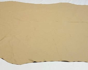 Leather Cow Hide Pebble Tan Upholstery Automotive Crafts Cowhides Ts-10160