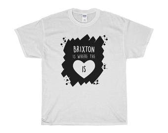 Brixton Is Where The Heart Is T-Shirts/Sweaters/Hoodies