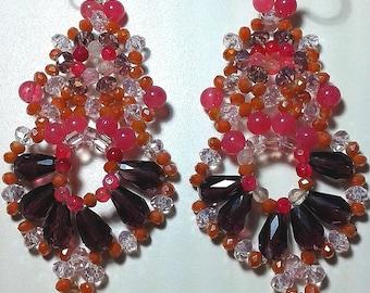Earrings Daria