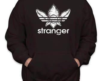 Stranger Things Floral Logo Sz:S-2XL
