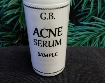 All Natural Acne Serum Sample