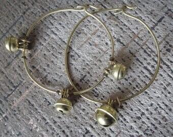 Laurel et Hardy bracelets grelots